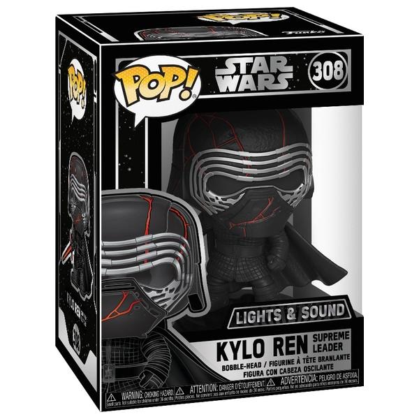 POP! Vinyl: Rise of Skywalker - Kylo Ren Lights and Sounds - Star Wars