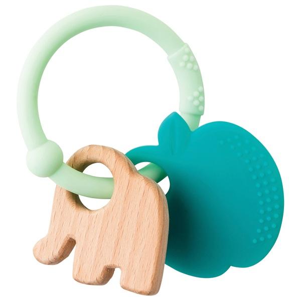 Jollymex - Lapidou Beißring Elefant/Apfel