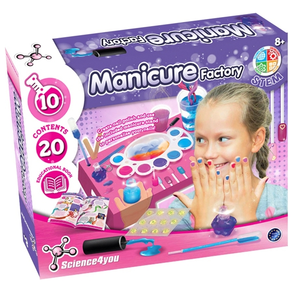 Science 4 You Manicure Factory