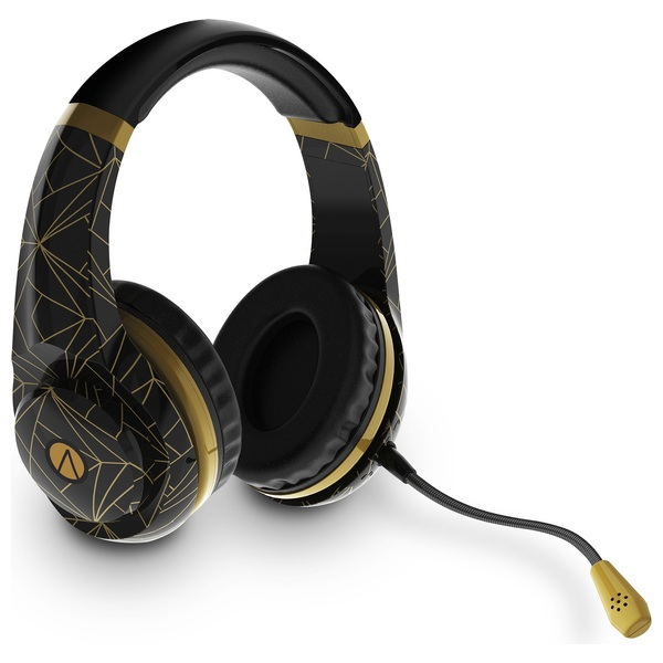 Stealth Wired Gaming Headset Classic Gold Black