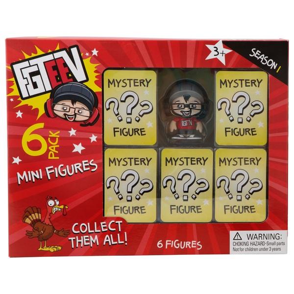 FGTeeV Mystery Figures 6 Pack