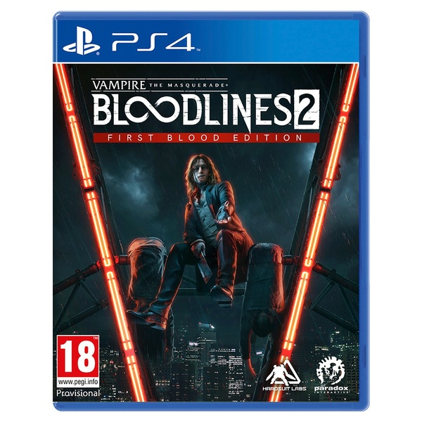 Vampire: The Masquerade - Bloodlines 2 PS4
