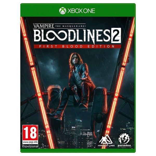 Vampire: The Masquerade - Bloodlines 2 Xbox One