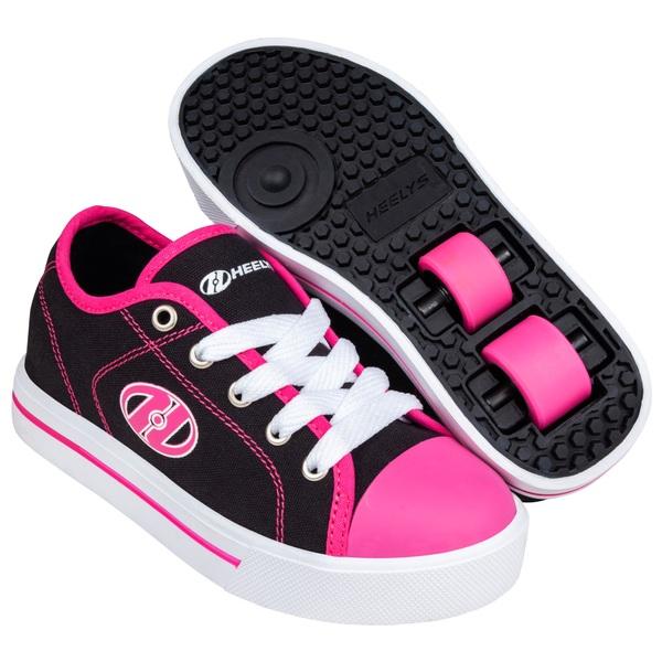 Heelys Classic X2 Hot Pink UK 12