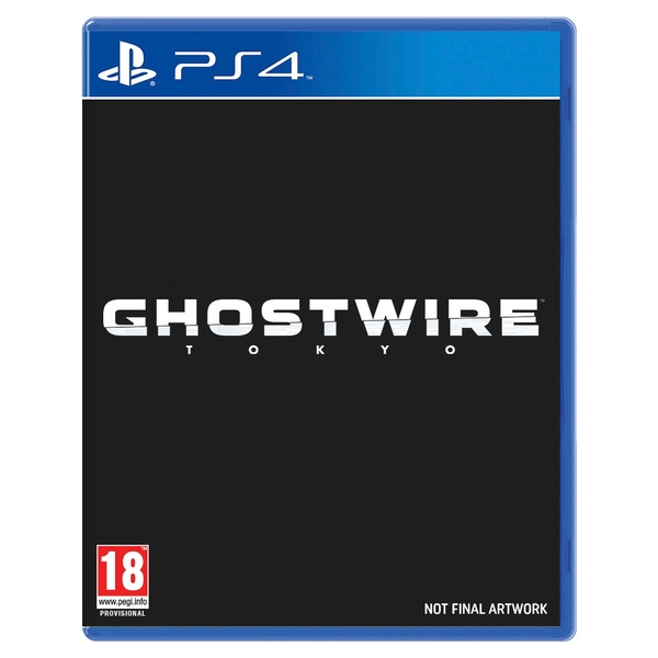Ghostwire: Tokyo PS4