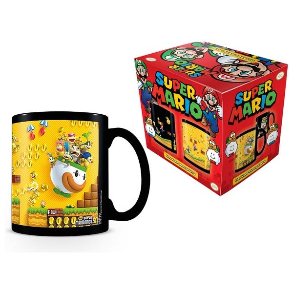 Super Mario (Gold Coin Rush) Heat Change Mug