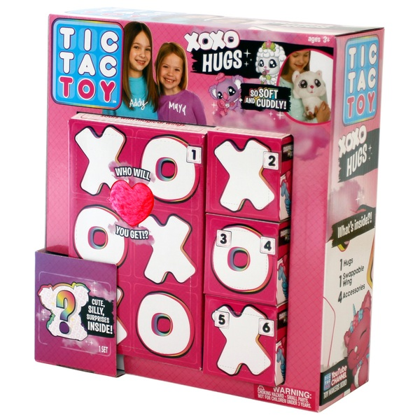 Tic Tac Toy XOXO Hugs - Assortment