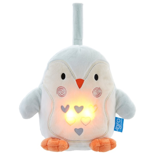 Gro Percy the Penguin - Grofriend Light and Sound Sleep Aid