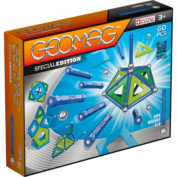 Geomag Panels 60 Pieces Special Edition