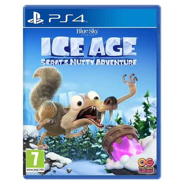 Ice Age: Scrat's Nutty Adventure PS4