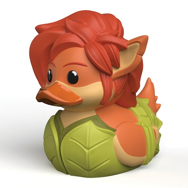 Spyro the Dragon Elora TUBBZ Cosplaying Duck Collectible
