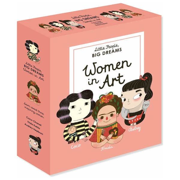 Little People, Big Dreams  Women in Art