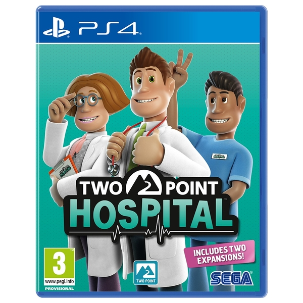 Two Point Hospital™ PS4