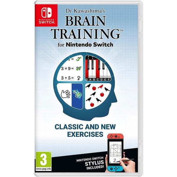 Dr Kawashima's Brain Training Nintendo Switch