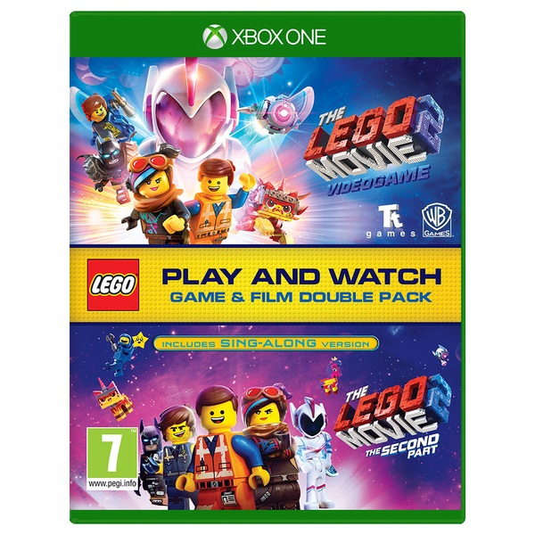The LEGO Movie 2 & The LEGO Movie 2 Videogame Double Pack Xbox One