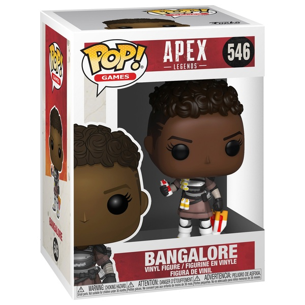 POP! Vinyl : Apex Legends Bangalore