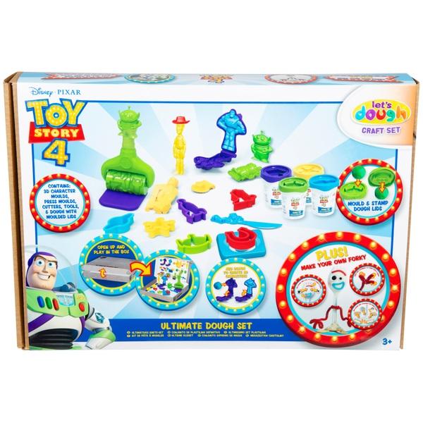 Disney Pixar Toy Story 4 Ultimate Toy Box
