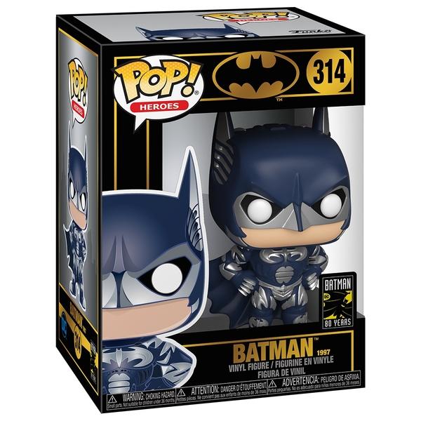 POP! Vinyl: Batman 80th - Batman (1997)