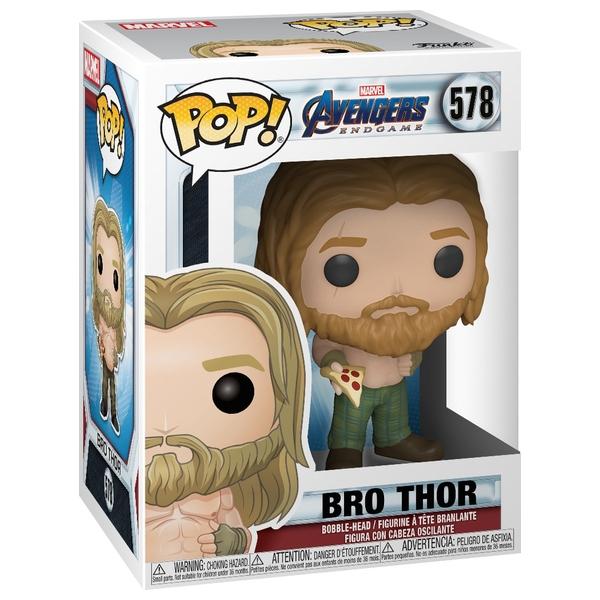 POP! Vinyl: Bro Thor with Pizza Avengers Endgame
