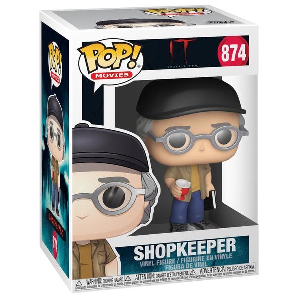 POP! Vinyl: IT 2 - Shop Keeper (Stephen King)