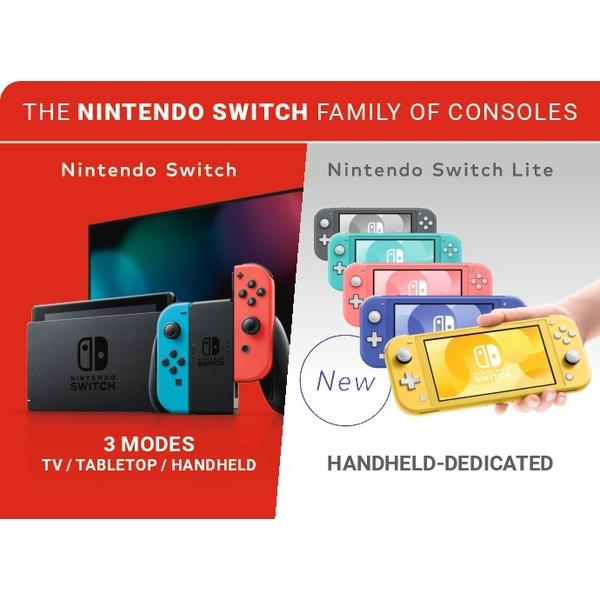 Nintendo Switch Lite Turquoise Smyths Toys Ireland