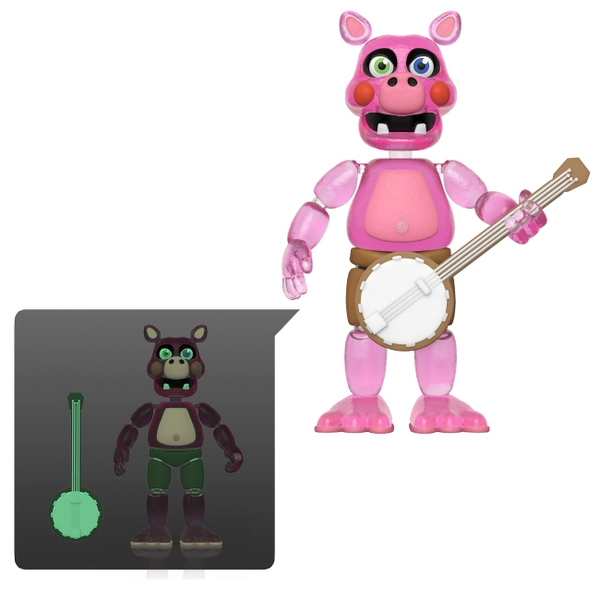Pig Patch - Five Nights at Freddy's Pizzeria Simulator Action Figure