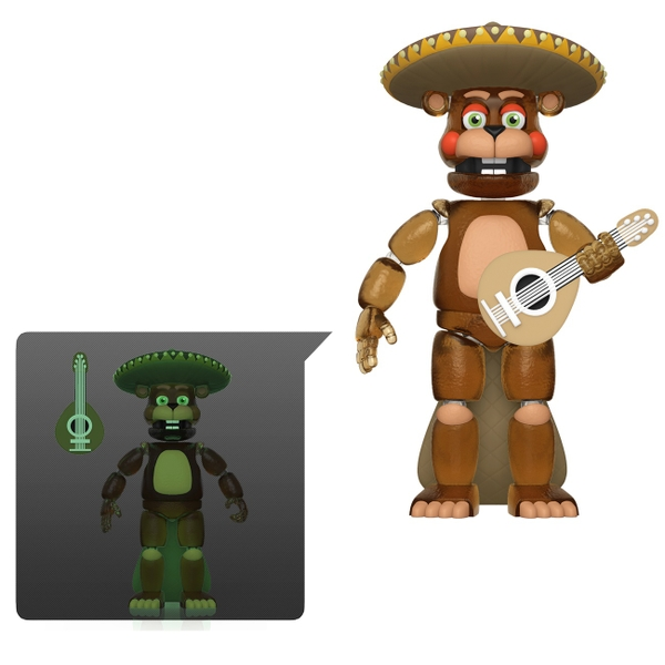 El Chip - Five Nights at Freddy's Pizzeria Simulator Action Figure