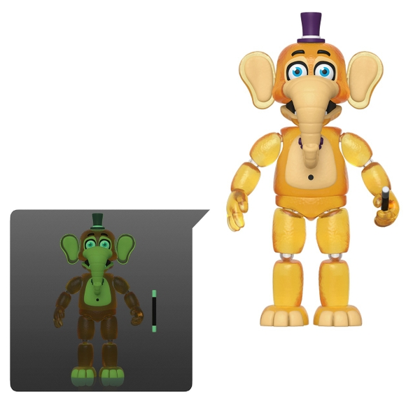 Orville Elephant - Five Nights at Freddy's Pizzeria Simulator Action Figure