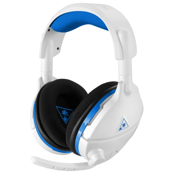 Turtle Beach Stealth 600 Wireless Gaming Headset PS4 - White