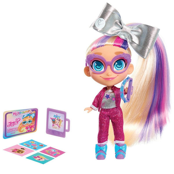 JoJo Siwa D.R.E.A.M Limited Edition Hairdorables Doll- Tracksuit Outfit