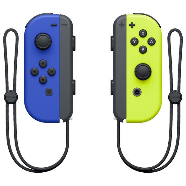 Nintendo Switch Joy-Con Pair - Blue/Yellow