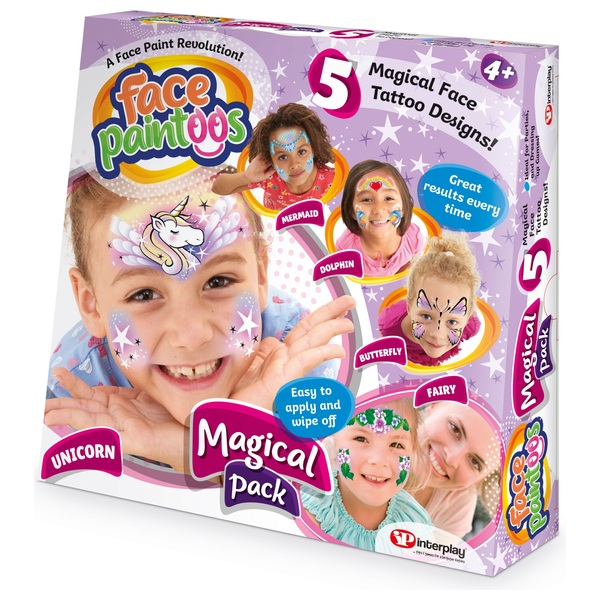 Face Paintoos Magical Pack