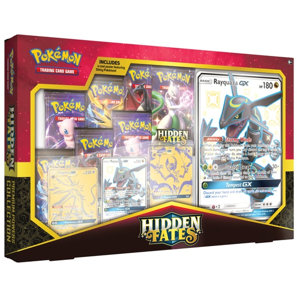Pokémon Trading Card Game: Hidden Fates Premium Powers Collection