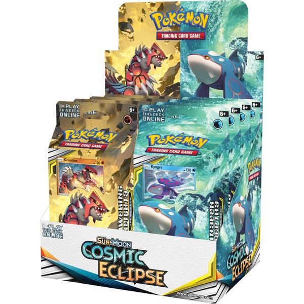 Pokémon Trading Card Game: Sun & Moon 12 Cosmic Eclipse Theme Deck Assortment