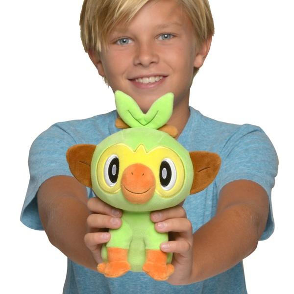 Pokémon Grookey 20cm Plush