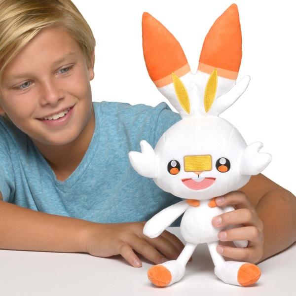 Pokémon Scorbunny 20cm Plush