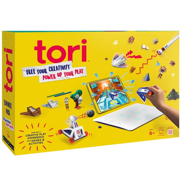 Tori Explorer Pack iOS/Android