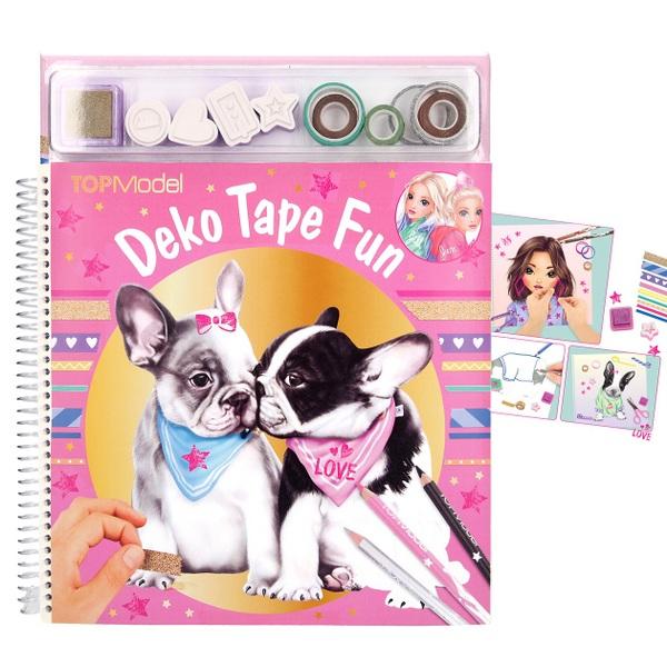 TOPModel Dog Malbuch