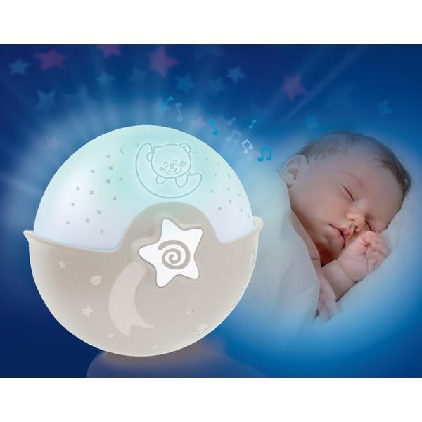 Infantino - Nachtlicht und Projektor, Bär