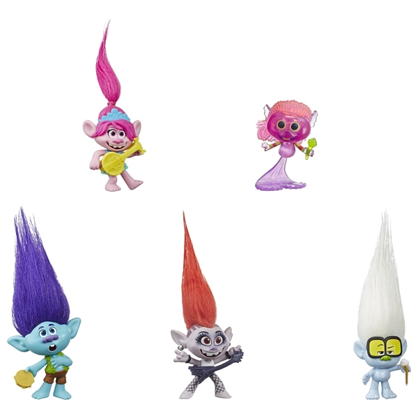 DreamWorks Trolls World Tour Trolls Assortment