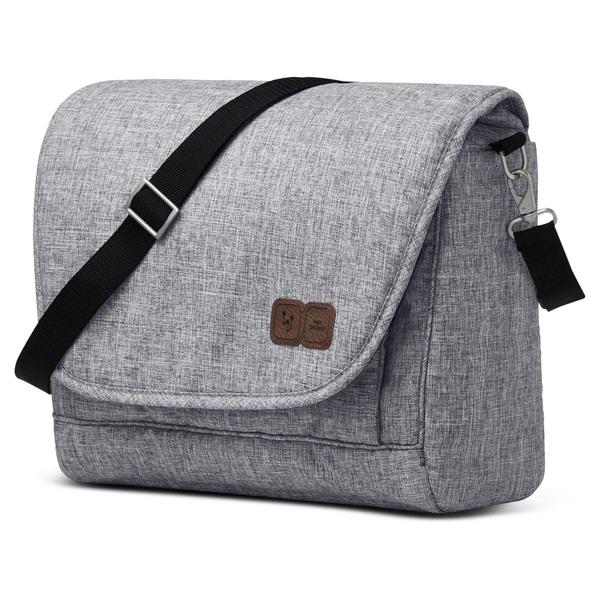 ABC-Design Wickeltasche Easy Graphite Grey