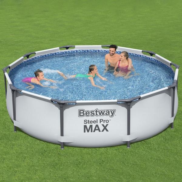 Bestway SteelPro Max Metal Pool Set