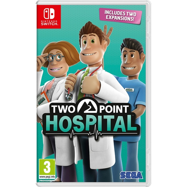 Two Point Hospital™ Nintendo Switch