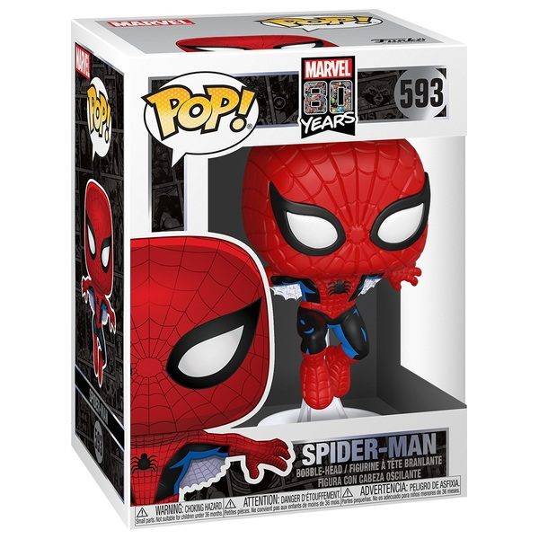 POP! Vinyl: Marvel 80th- First Appearance Spider-Man