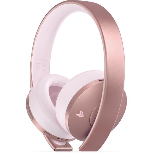 Sony Gold Wireless Headset Rose Gold Edition Smyths Toys