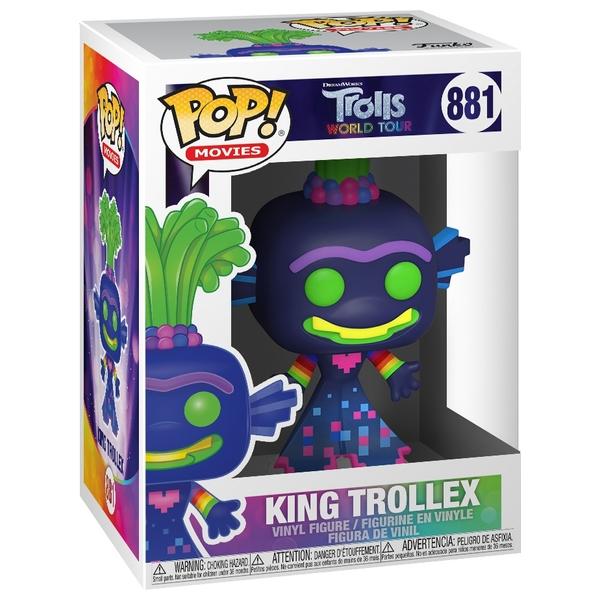 POP! Vinyl: Trolls World Tour King Trollex