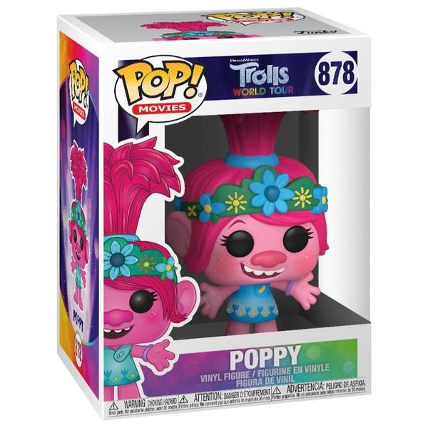 POP! Vinyl: Trolls World Tour - Poppy