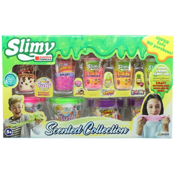 Slimy Scented Collection Combo Set