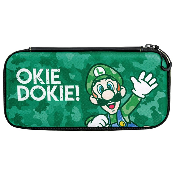Nintendo Switch Travel Case - Luigi