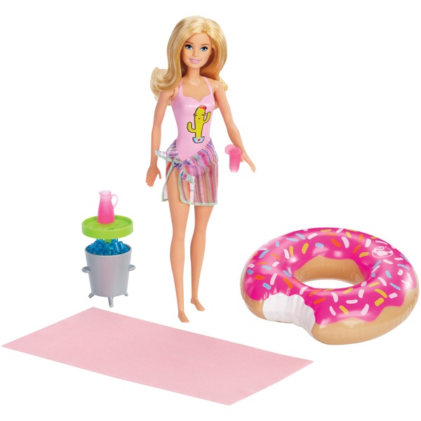 Barbie Pool Party Doll - Blonde